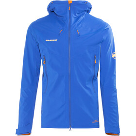 Mammut Ultimate Eisfeld SO Jas Heren blauw